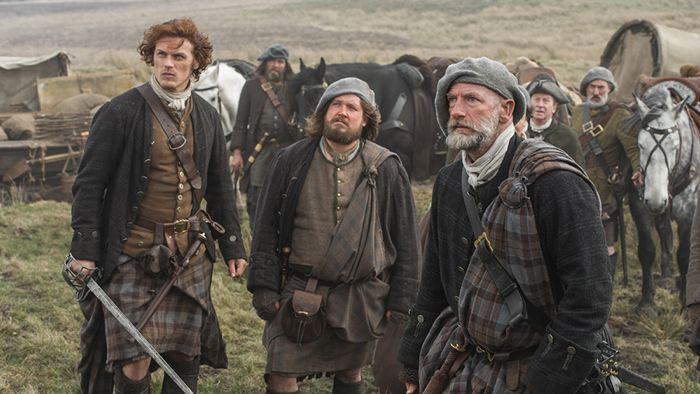 Outlander 1x05 Starz 10