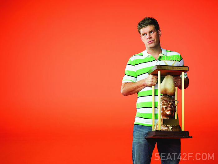 THE LEAGUE Stephen Rannazzisi as Kevin