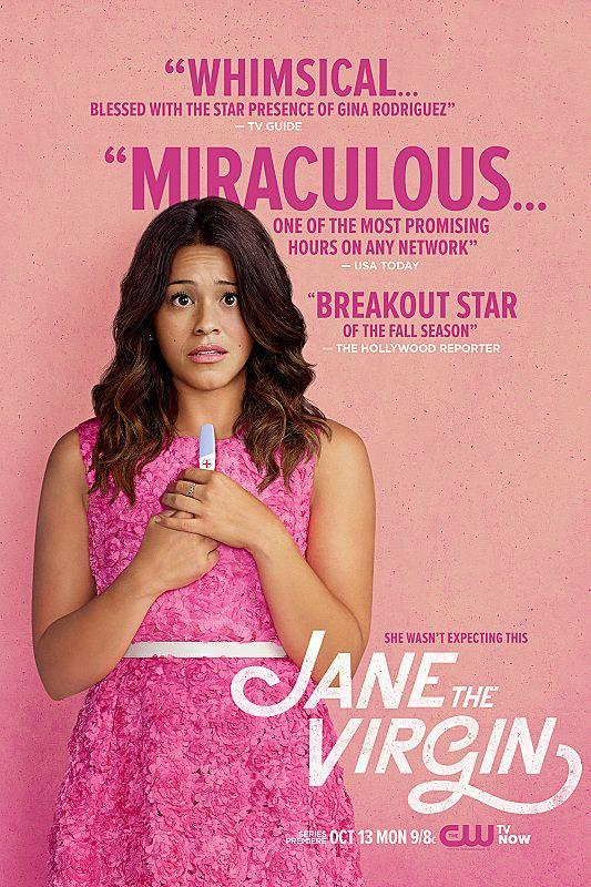 Jane The Virgin Season 1 Poster