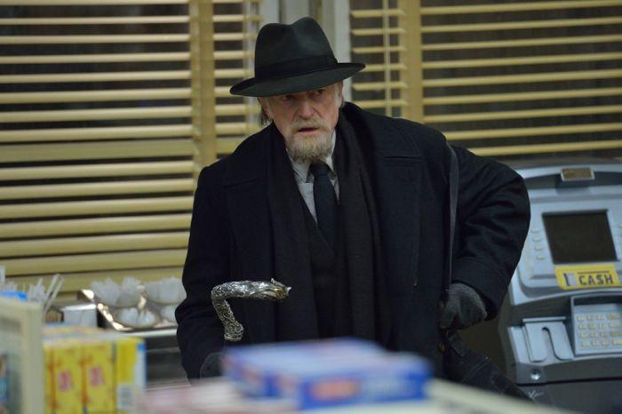 The Strain 1x08 David Bradley as Abraham Setrakian
