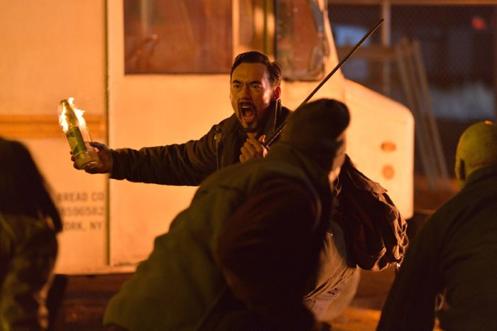 The Strain 1x08 Kevin Durand as Vasily Fet
