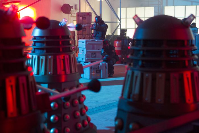 Doctor Who 8x02 Pictures06