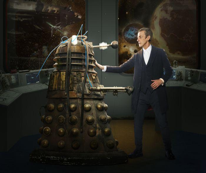 Doctor Who, Season 8, Episode 2, the Doctor (Peter Capaldi)