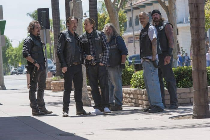 Sons Of Anarchy 7x01 FX 8