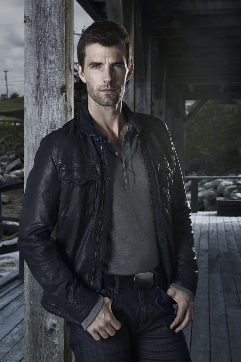 Lucas Bryant Haven Season 5