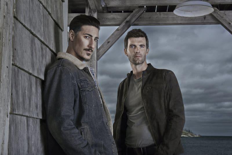 Haven Season 5 Eric Balfour Lucas Bryant
