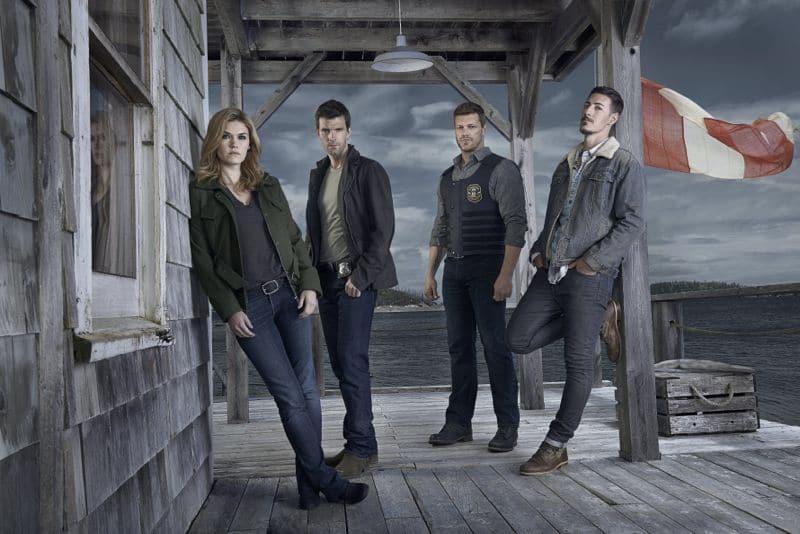 Haven Season 5 Cast Photo