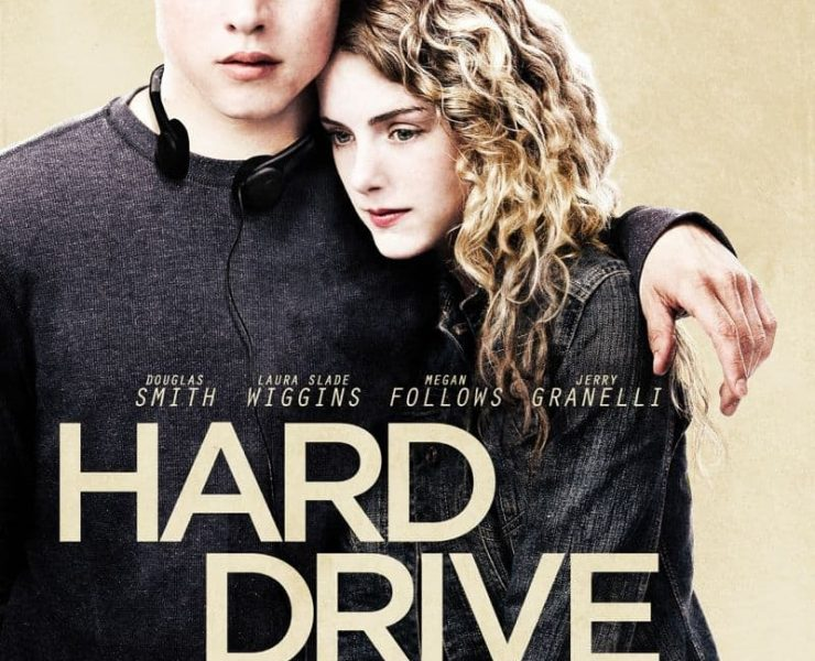 HARD DRIVE Movie Poster Laura Slade Wiggins, Douglas Smith