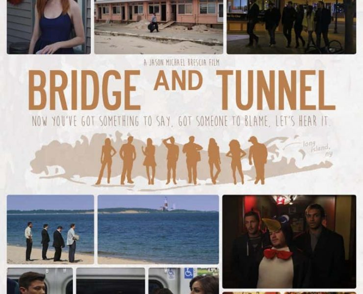 BRIDGE AND TUNNEL Movie Poster