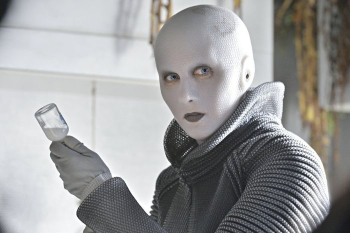 Trenna Keating as Doc Yewll Defiance Season 2