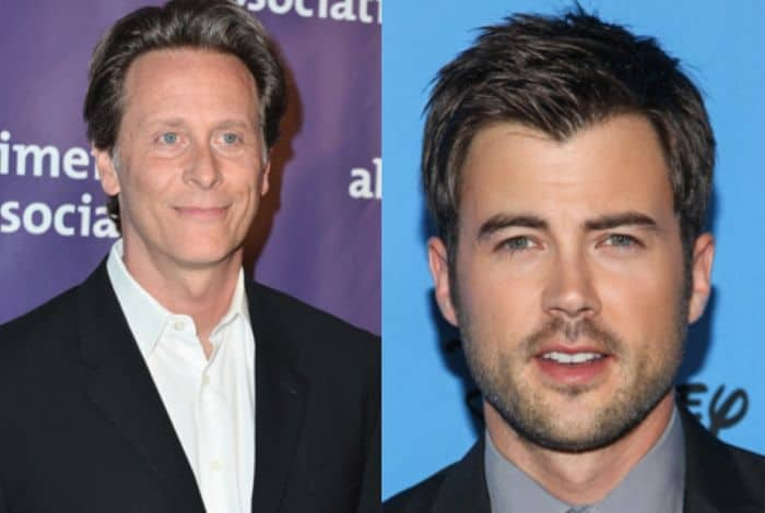 Steven Weber Matt Long Helix Cast Season 2