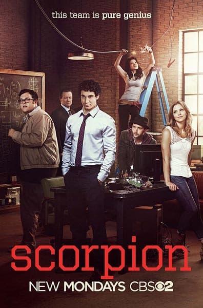 SCORPION Season 1 Poster