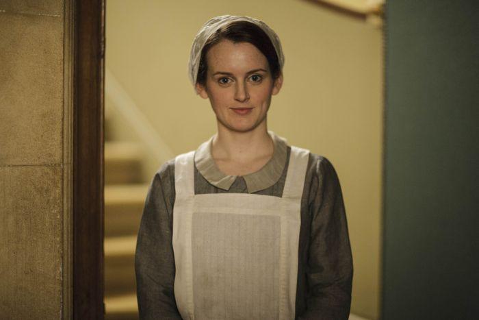 Downton Abbey Sophie McShera as Daisy
