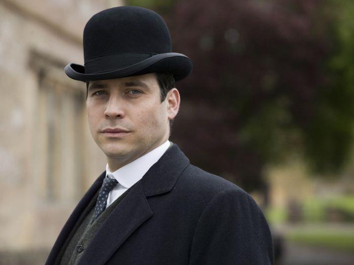 Downton Abbey Rob James-Collier as Thomas Barrow
