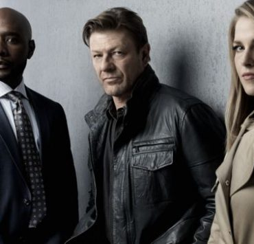 Legends Cast TNT Morris Chesnut Sean Bean Ali Larter