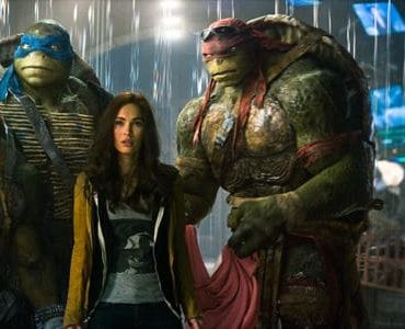 teenage mutant ninja turtles 2014 Megan Fox
