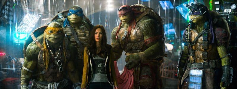 teenage mutant ninja turtles 2014 Megan Fox