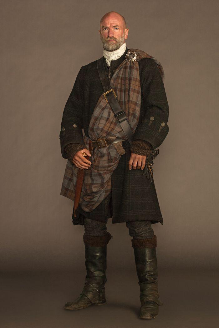 Dougal MacKenzie (Graham McTavish)   OUTLANDER