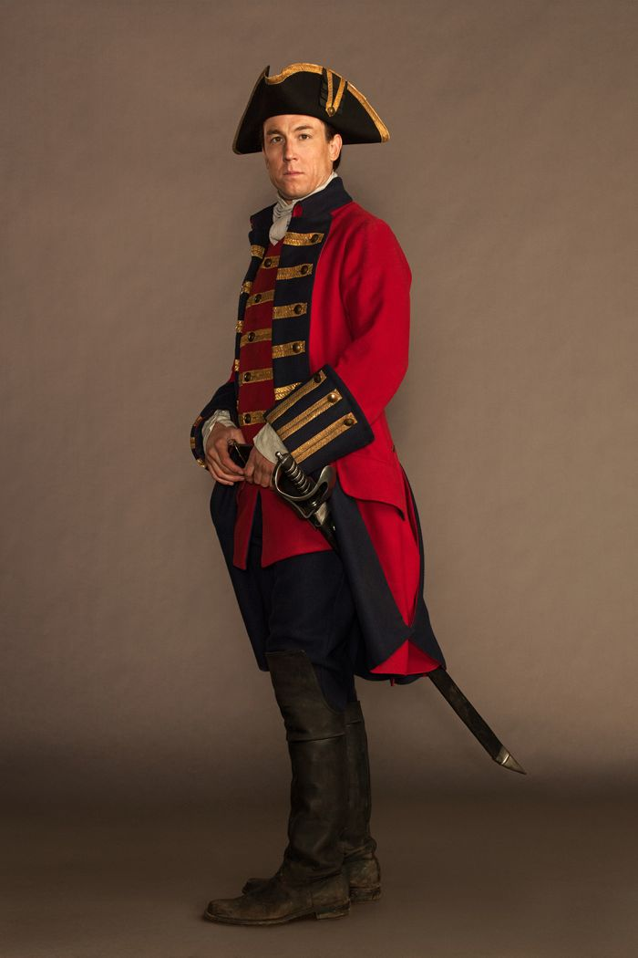 Black Jack Randall (Tobias Menzies) | OUTLANDER