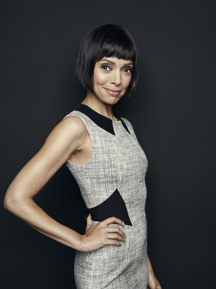 BONES Season 10  Tamara Taylor returns as Dr. Camille Saroyan