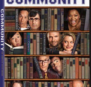 Community Season 5 DVD