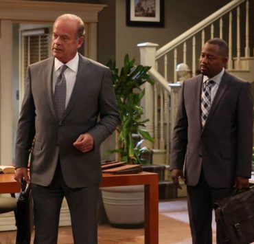 Partners | Kelsey Grammer and Martin Lawrence |FX