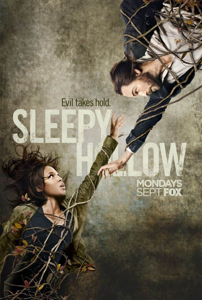 SLEEPY HOLLOW Season 2 Poster