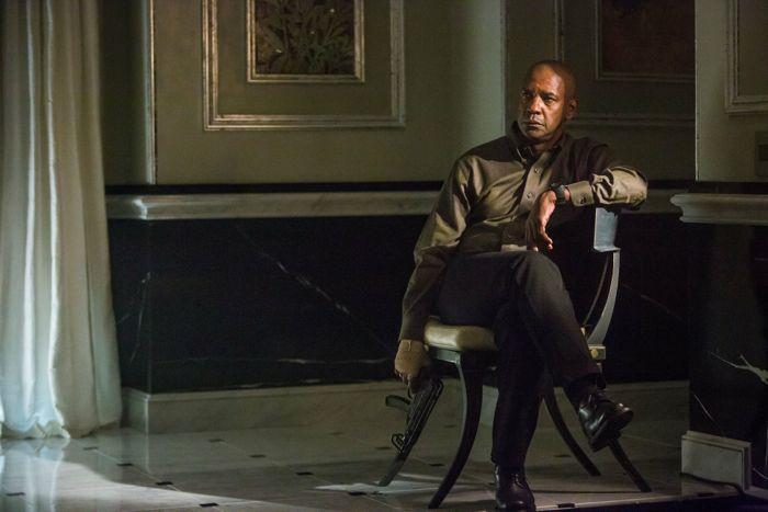 The Equalizer Denzel Washington