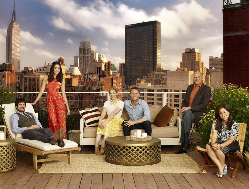 MANHATTAN LOVE STORY Cast ABC