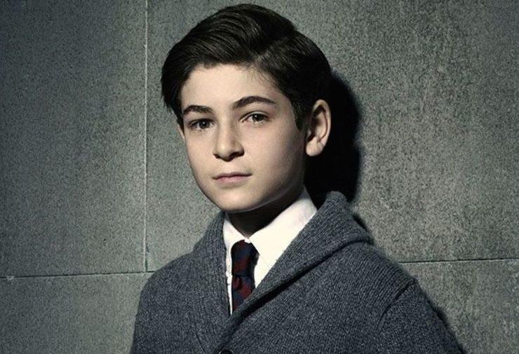 David Mazouz Gotham