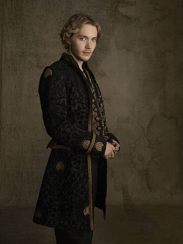 Toby Regbo as King Francis II  Reign