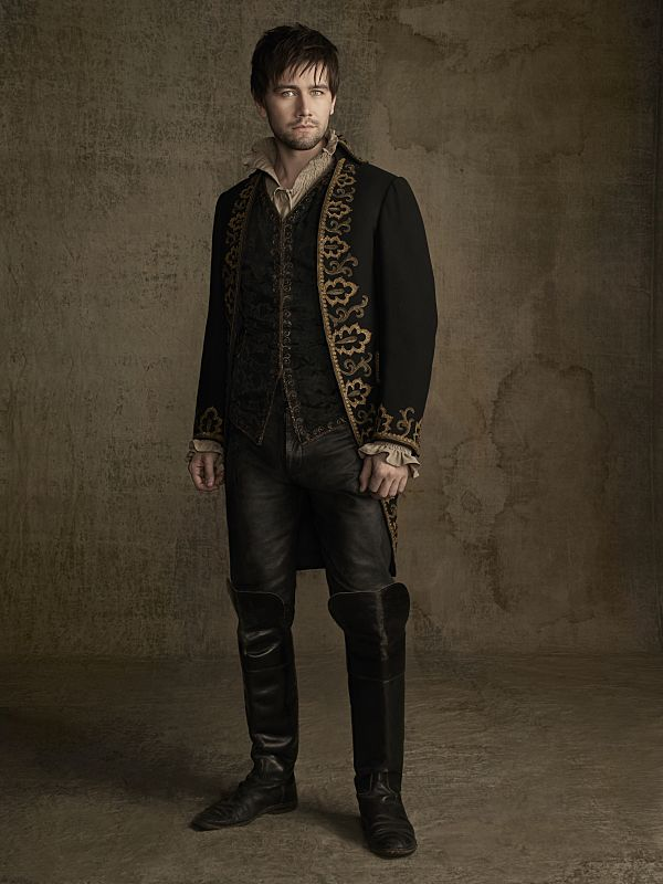 Torrance Coombs as Bash Reign