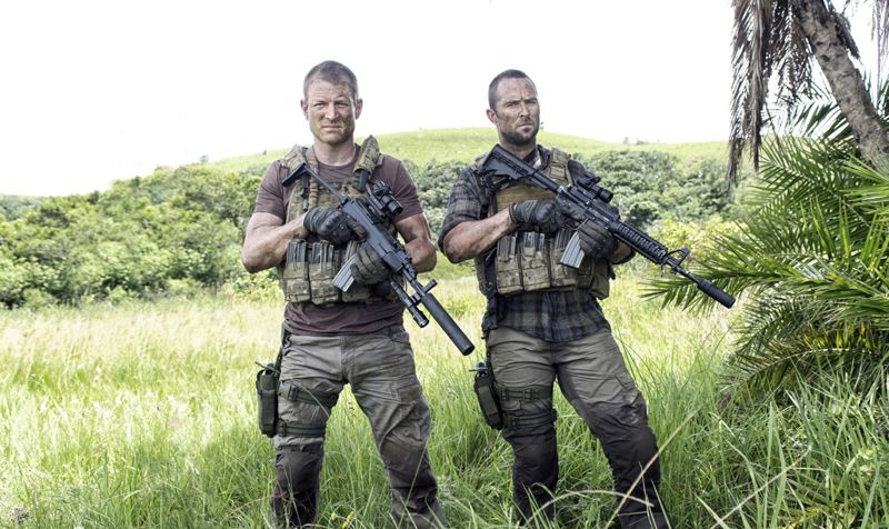 Strike Back Cinemax