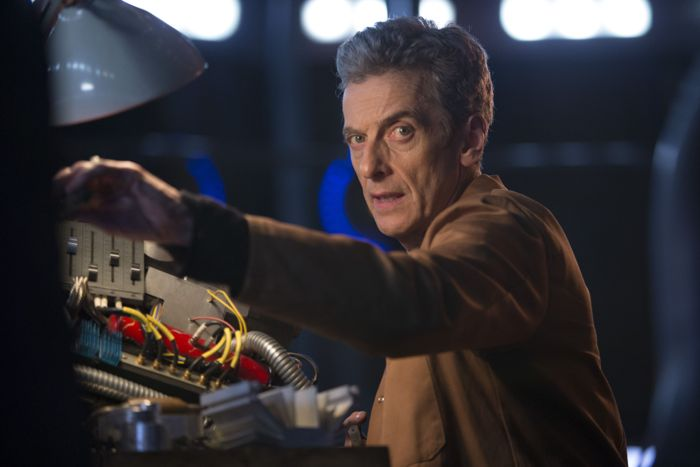 Doctor Who 8x06 BBC America 5