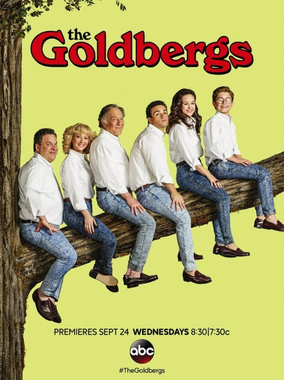 THE GOLDBERGS Season 2 Poster