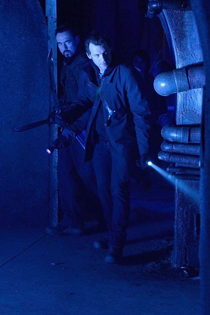 Kevin Durand as Vasily Fet, Corey Stoll as Ephraim Goodweather