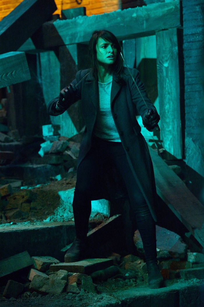 Mia Maestro as Nora Martinez The Strain 111 8