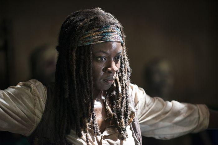 The Walking Dead Danai Gurira as Michonne
