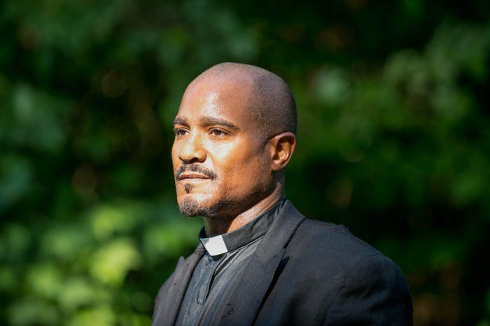 The Walking Dead Seth Gilliam as Father Gabriel