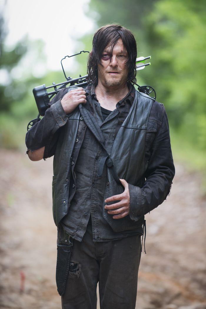 The Walking Dead Norman Reedus as Daryl Dixon
