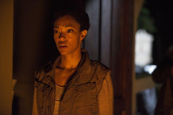 The Walking Dead Sonequa Martin