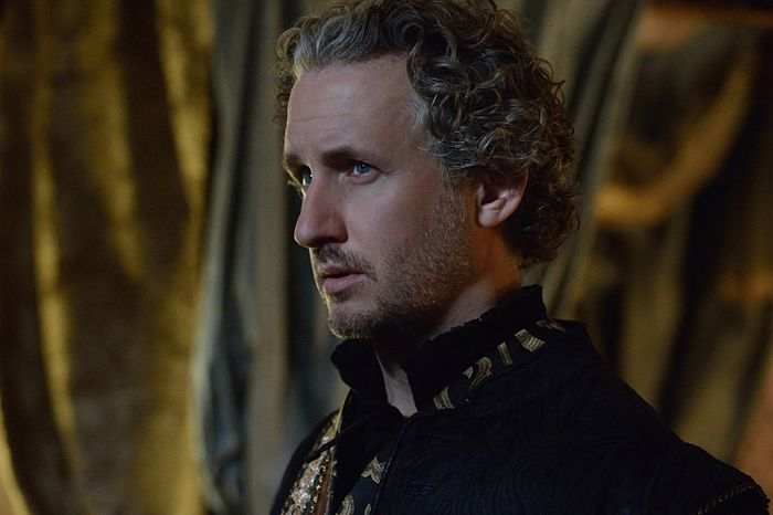 Michael Therriault as Lord Castleroy Reign Drawn & Quartered