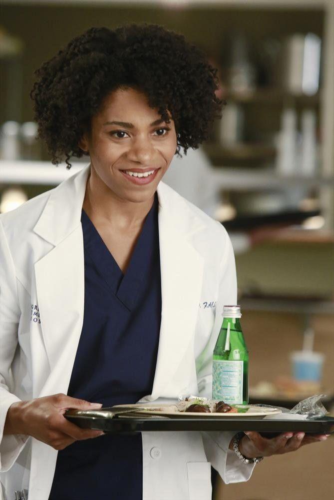 KELLY MCCREARY Grey's Anatomy