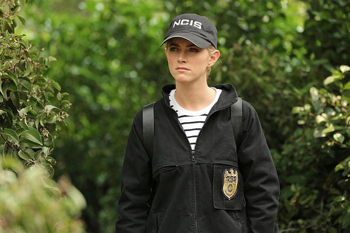 Emily Wickersham NCIS Kill the Messenger