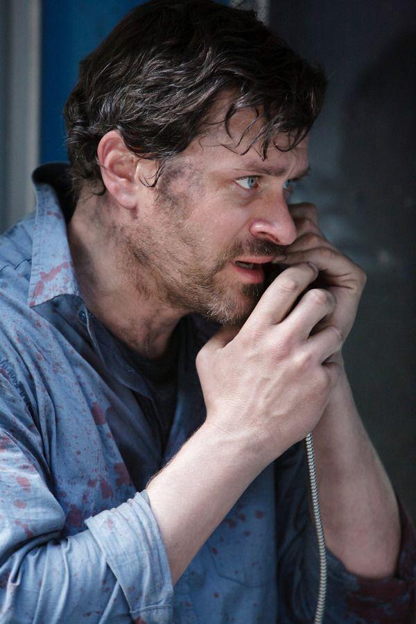 Tom Everett Scott as Garnett ZNation - Season 1