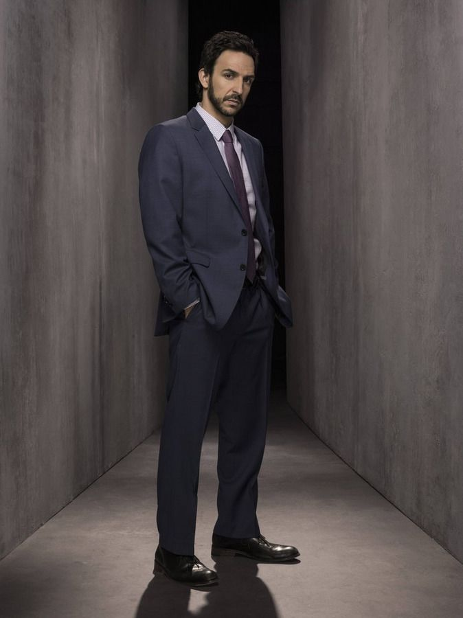 Amir Arison as Aram Mojtabai Blacklist
