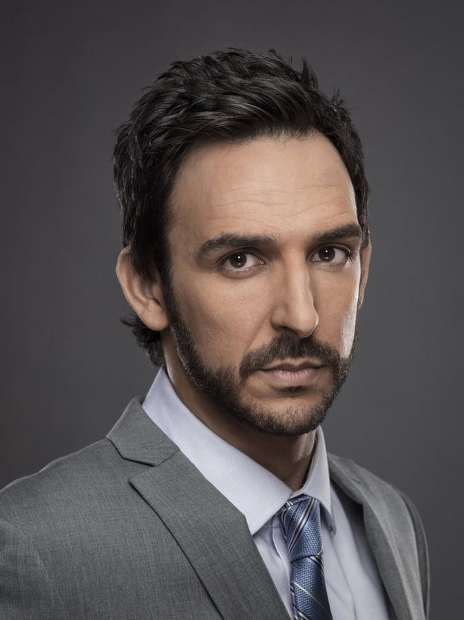 Amir Arison as Aram Mojtabai