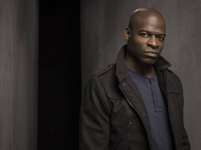 Hisham Tawfiq as Dembe Blacklist