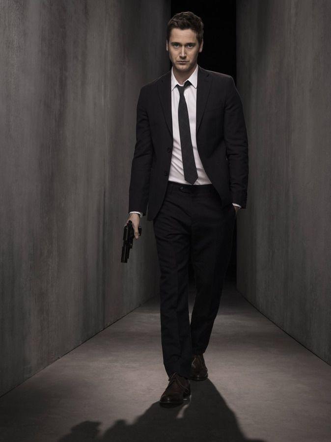 Ryan Eggold as Tom Keen Blacklist