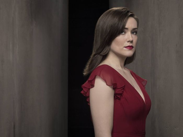 The Blacklist Season 2 Megan Boone as Elizabeth Keen